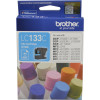 BROTHER LC133C INKJET CART Cyan 600pg