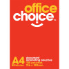 OFFICE CHOICE LAMINATING POUCH A4 80 Micron