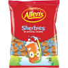 ALLEN'S CONFECTIONERY Sherbies 850gm