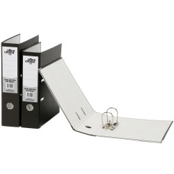 OFFICE CHOICE LEVER ARCH FILES A4 Paper Spine Black
