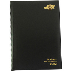 OFFICE CHOICE BUSINESS DIARY QTO Week to an Opening 1 Hr 1Hr appoint 8am - 8pm
